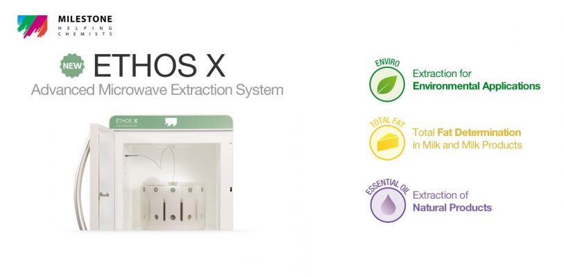 Ethos X Milestone Microwave Extraction