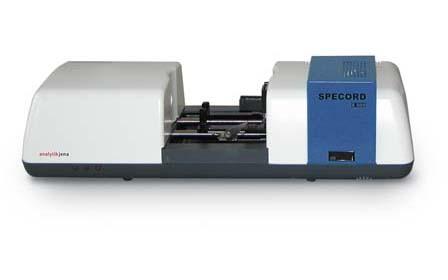 Φασματοφωτόμετρο διάταξης διόδων Analytik Jena SPECORD 600